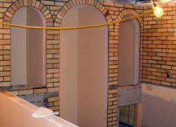 Brick Masonry Project