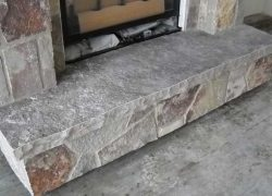 Custom Fireplace Hearth