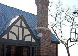 Brick Chimney