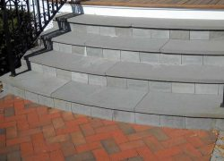 Custom Steps and Walkway