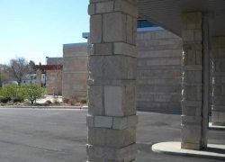 Custom Stone Pillars
